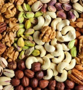 Los beneficios de los frutos secos