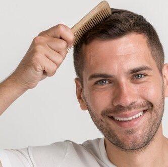 cuidados para el pelo de hombre