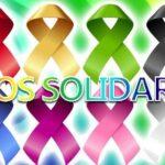 significados de los colores de los lazos solidarios